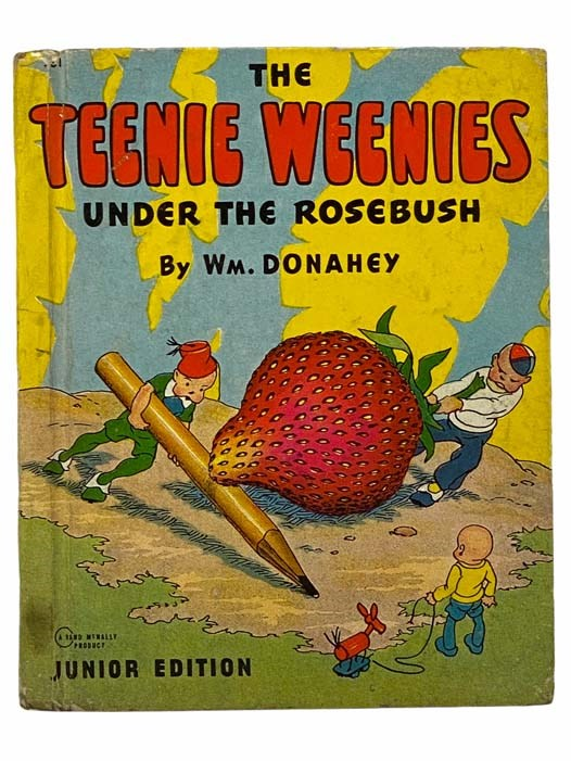 Image for The Teenie Weenies Under the Rosebush: Junior Edition
