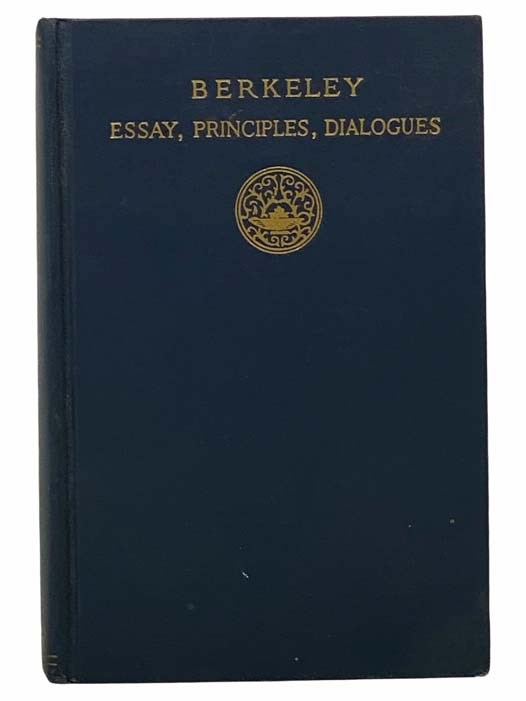Image for Berkeley: Essay, Principles, Dialogues, with Selections from Other Writings (The Modern Student's Library)