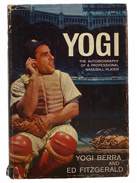 Image for Yogi: The Autobiography of a Professional Baseball Player