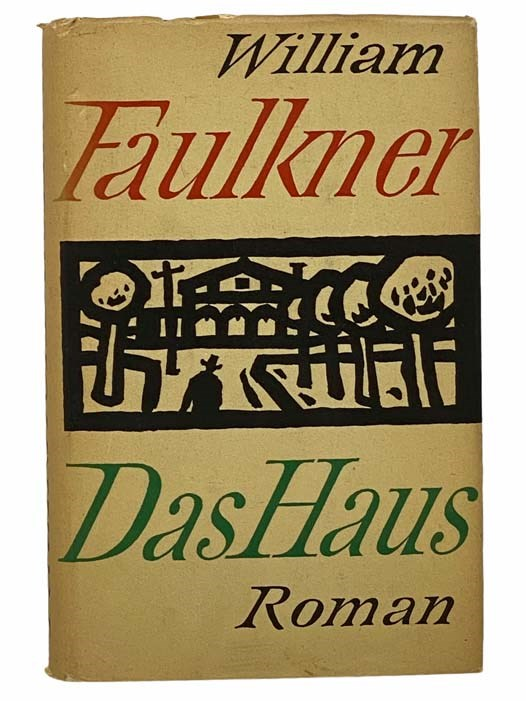 Image for Das Haus: Roman [GERMAN TEXT] [English Title: The Mansion]
