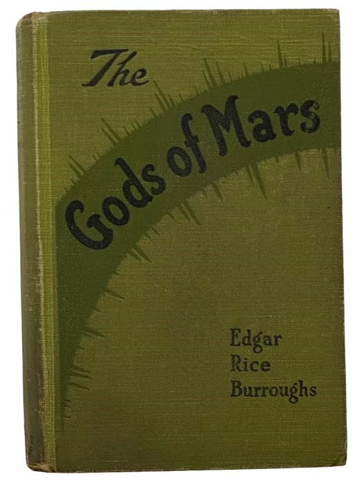 Image for The Gods of Mars (Mars Series Book 2)