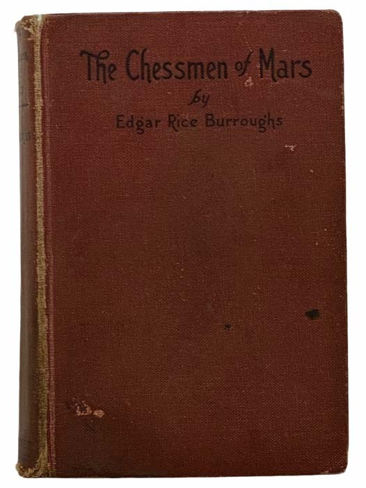 Image for The Chessmen of Mars (Mars Series Book 5)