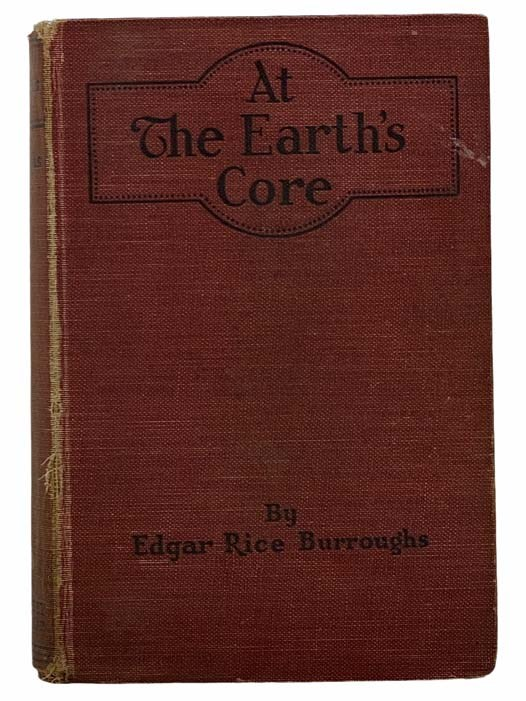 Image for At the Earth's Core (Pellucidar Series Book 1)