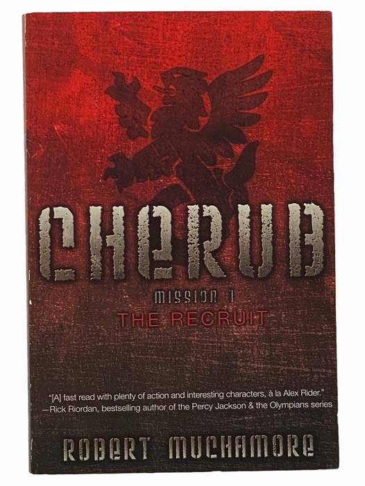 Image for Mission 1: The Recruit (Cherub)