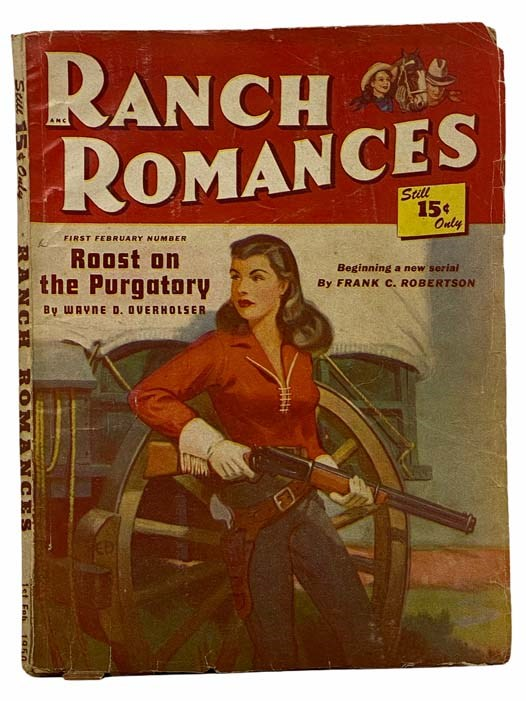 Image for Ranch Romances: First February Number, February 3, 1950, Volume 156, Volume 4