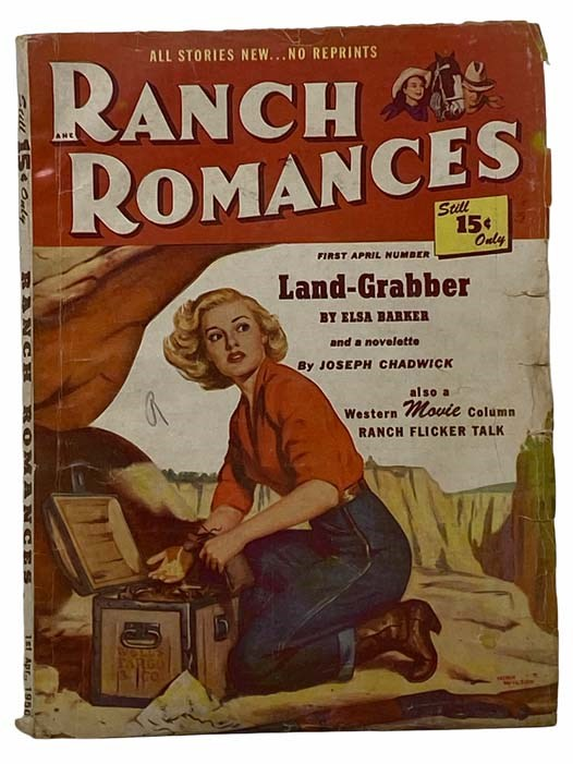 Image for Ranch Romances: First April Number, March 31, 1950, Volume 157, Number 4