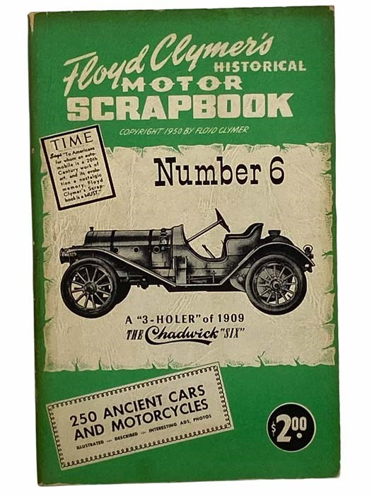 Image for Floyd Clymer's Historical Motor Scrapbook, Number 6