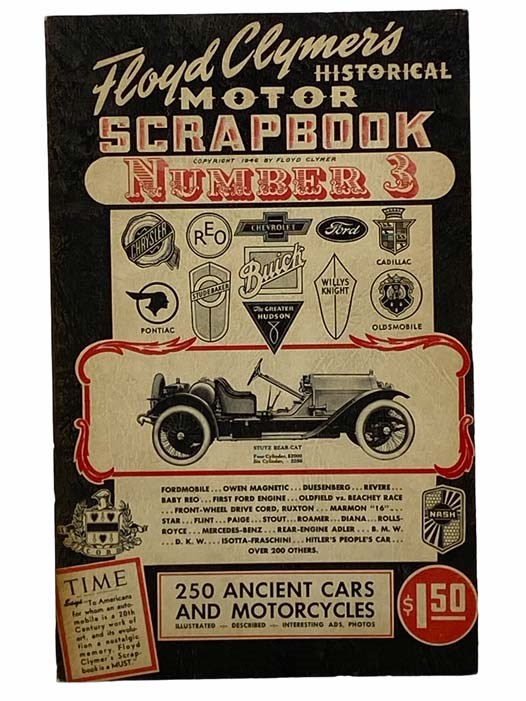 Image for Floyd Clymer's Historical Motor Scrapbook, Number 3