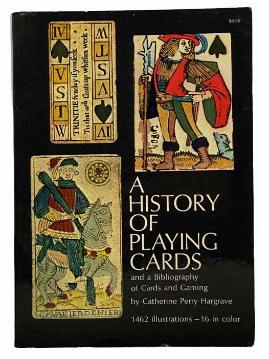 Image for A History of Playing Cards and a Bibliography of Cards and Gaming