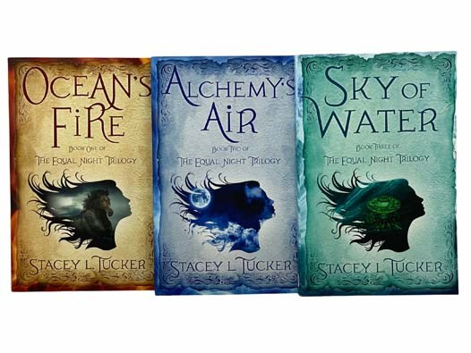 Image for Ocean's Fire; Alchemy's Air; Sky of Water (The Equal Night Trilogy, in Three Volumes)