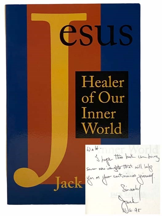 Image for Jesus: Healer of Our Inner World