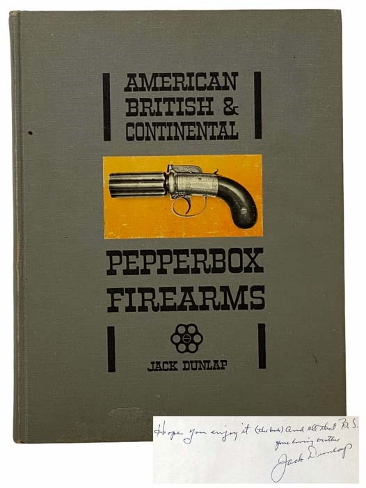 Image for American, British and Continental Pepperbox Firearms