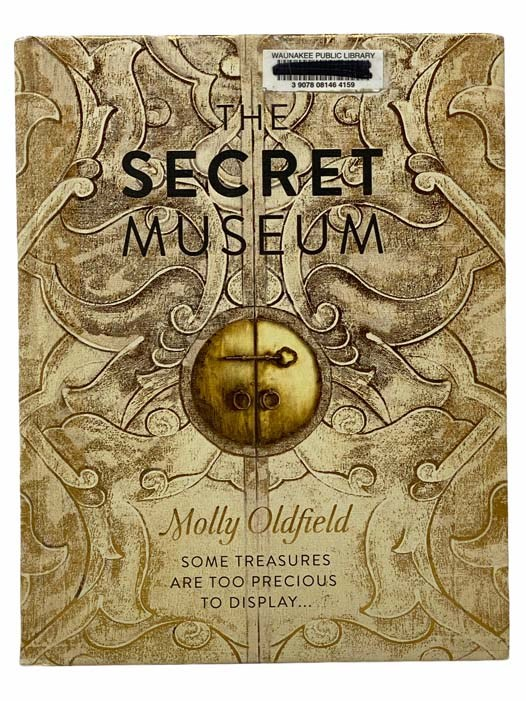 Image for The Secret Museum: Some Treasures Are Too Precious to Display...