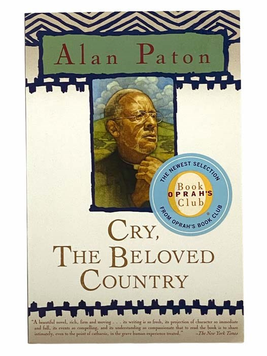 Image for Cry, the Beloved Country