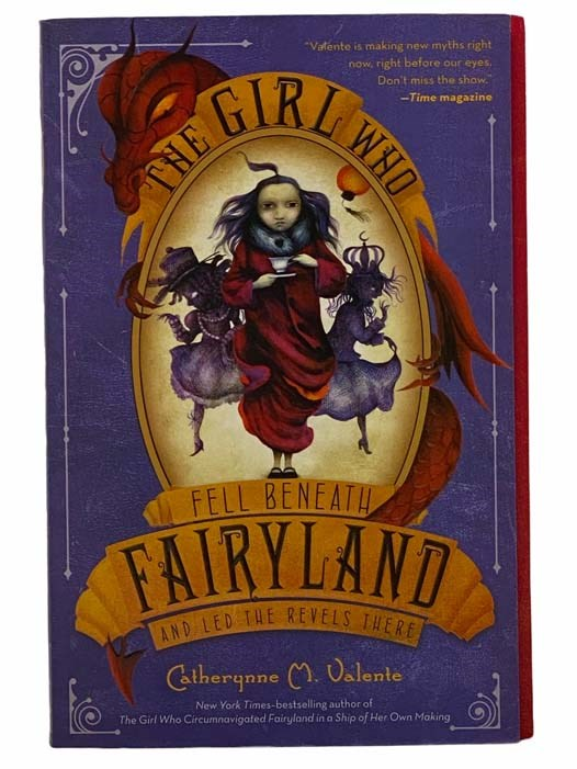 Image for The Girl Who Fell Beneath Fairyland and Led the Revels There (Fairyland No. 2)