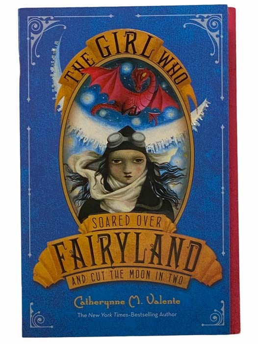 Image for The Girl Who Soared Over Fairyland and Cut the Moon in Two (Fairyland No. 3)