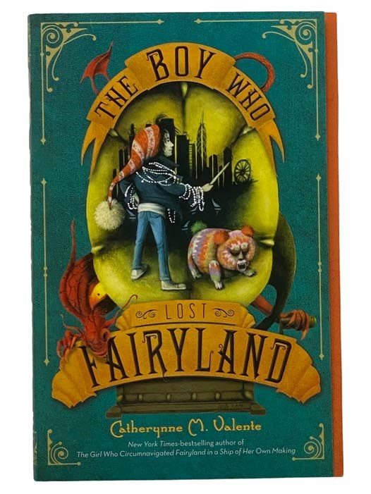 Image for The Boy Who Lost Fairyland (Fairyland No. 4)
