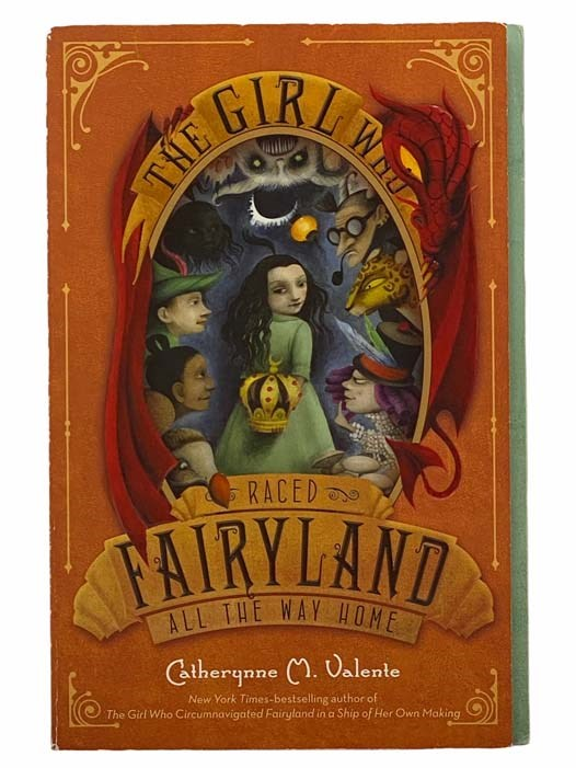 Image for The Girl Who Raced Fairyland All the Way Home (Fairyland No. 5)