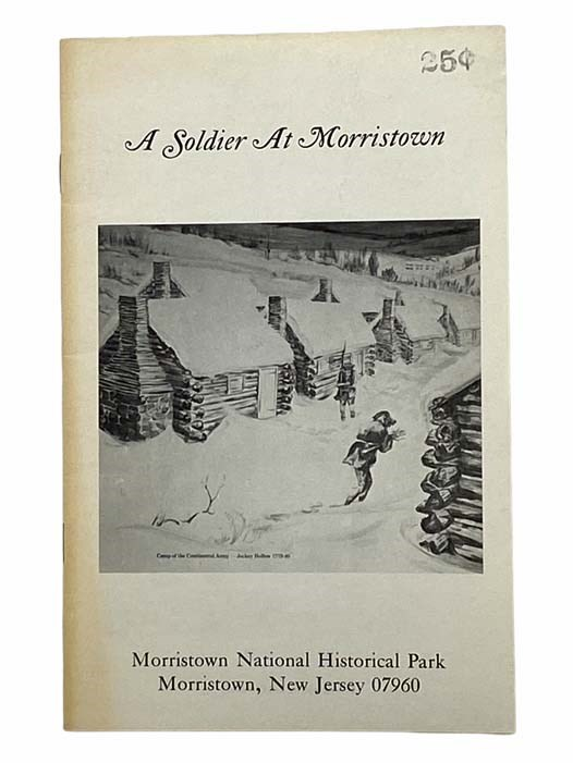 Image for A Soldier at Morristown