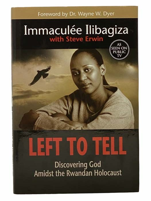 Image for Left To Tell: Discovering God Amidst the Rwandan Holocaust
