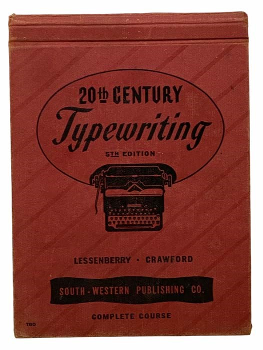 Image for 20th Century Typewriting (Complete Course)