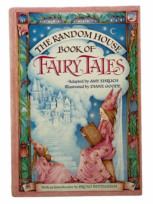 Image for The Random House Book of Fairy Tales