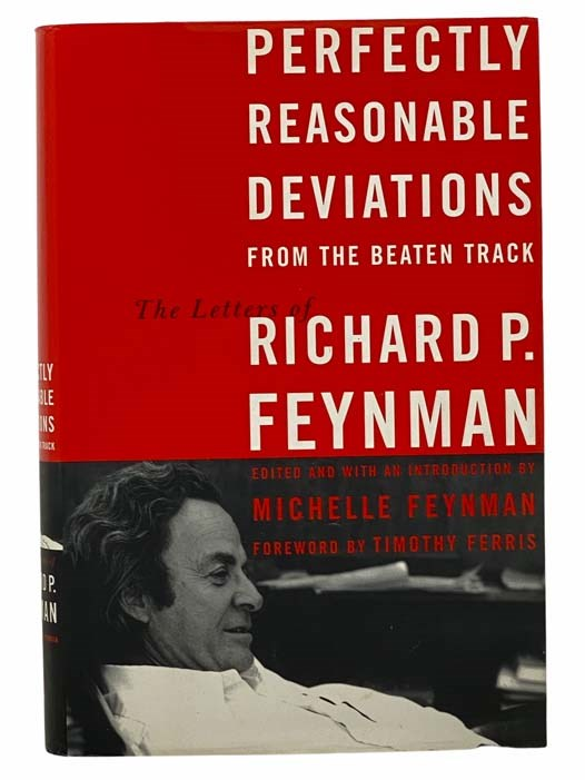 Image for Perfectly Reasonable Deviations from the Beaten Track: The Letters of Richard P. Feynman