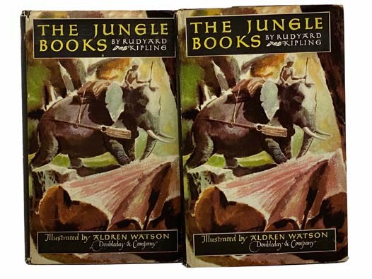 Image for The Jungle Books Volumes 1 & 2