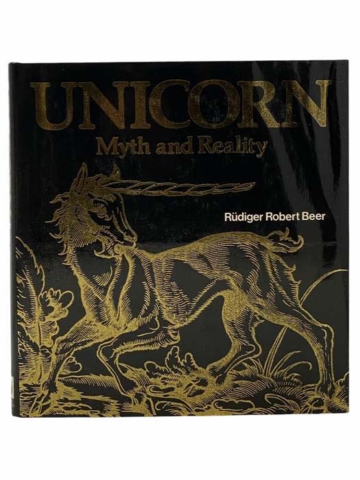 Image for Unicorn: Myth and Reality