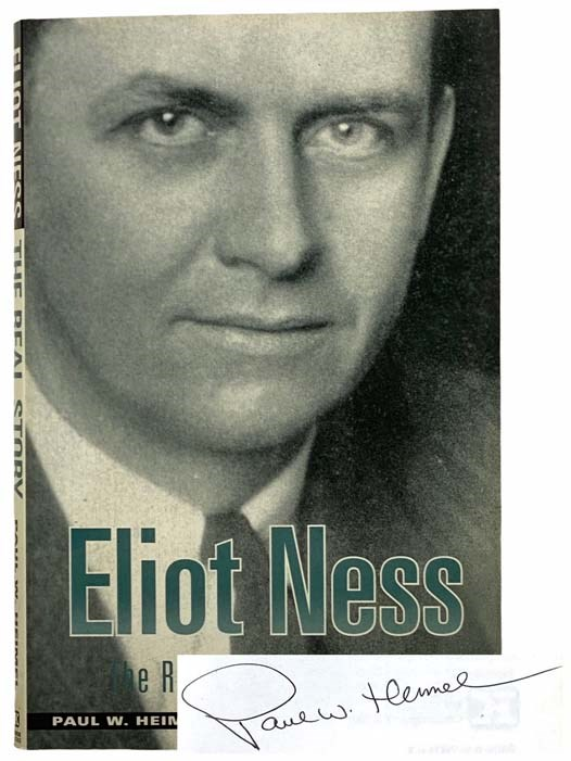 Image for Eliot Ness: The Real Story