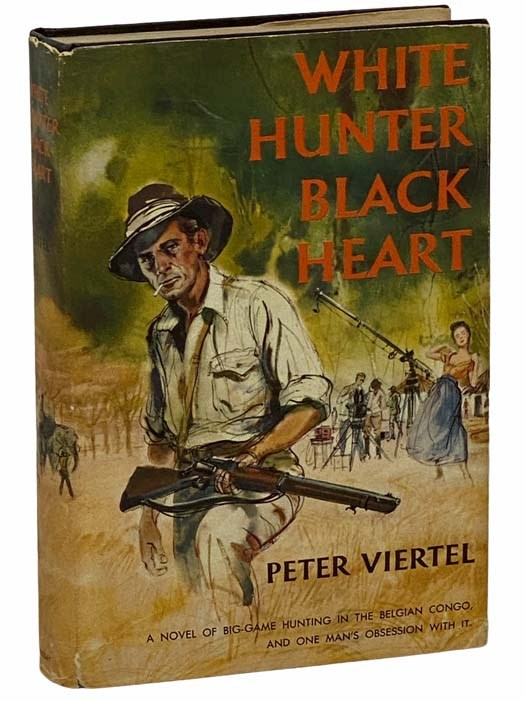 Image for White Hunter, Black Heart