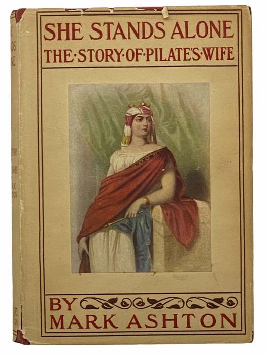 Image for She Stands Alone: The Story of Pilate's Wife