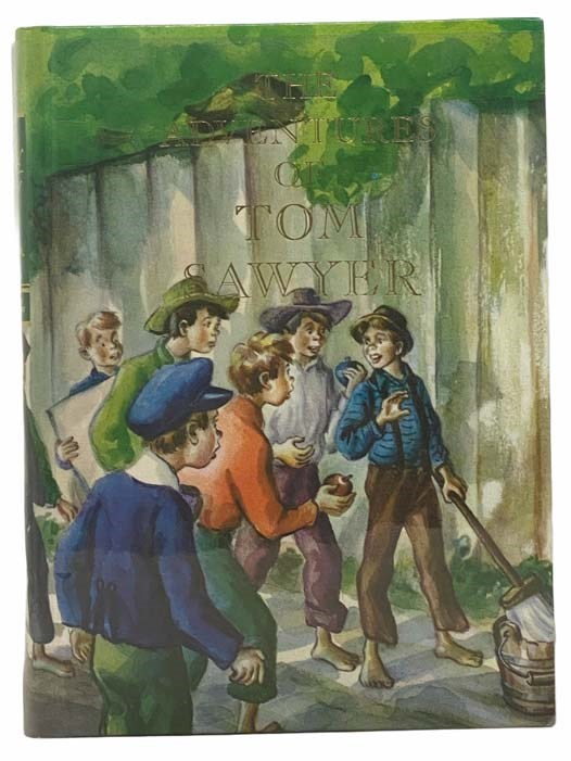 Image for The Adventures of Tom Sawyer (An Illustrated Junior Library Edition)