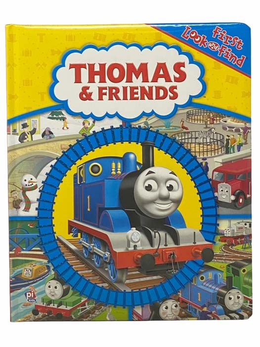 Image for Thomas and Friends (First Look and Find)