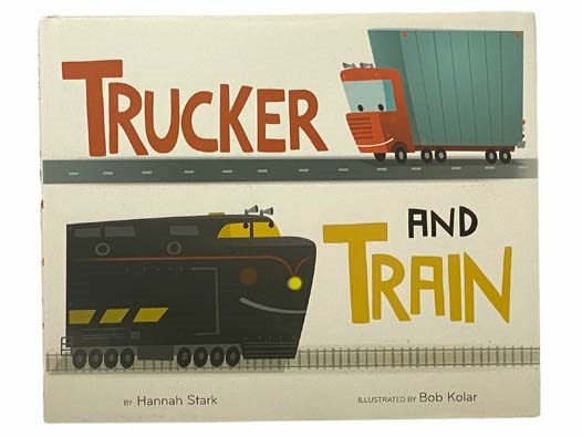 Image for Trucker and Train