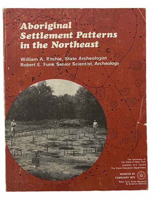 Image for Aboriginal Settlement Patterns in the Northeast (New York State Museum and Science Service, Memoir 20)
