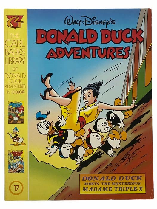 Image for Walt Disney's Donald Duck Adventures, No. 17 (The Carl Barks Library of Donald Duck Adventures in Color)