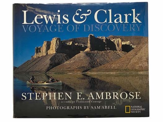 Image for Lewis & Clark: Voyage of Discovery (National Geographic Society)