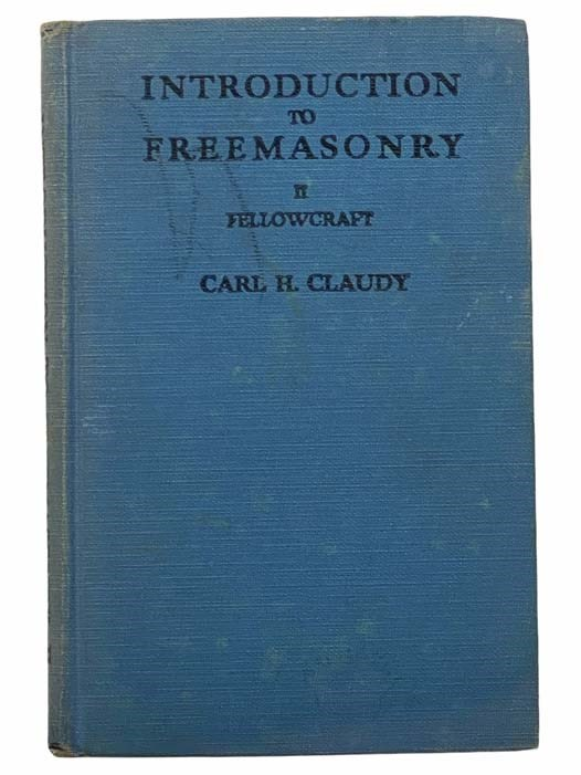 Image for Introduction to Freemasonry II [2]: Fellowcraft