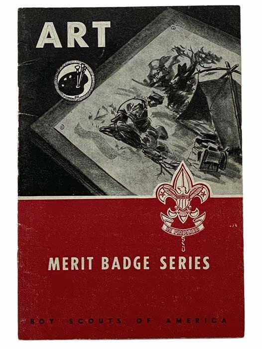 Image for Art (Merit Badge Series)