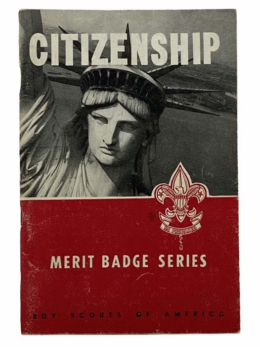 Image for Citizenship (Merit Badge Series)
