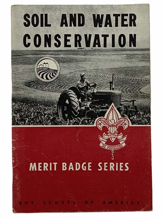 Image for Soil and Water Conservation (Merit Badge Series)