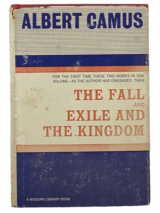 Image for The Fall & Exile and the Kingdom (The Modern Library of the World's Best Books ML 352)