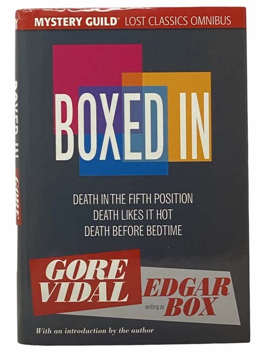 Image for Boxed In: Death in the Fifth Position; Death Likes It Hot; Death Before Bedtime (Mystery Guild Lost Classics Omnibus)