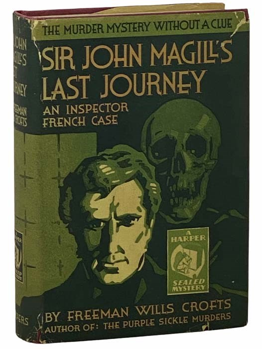 Image for Sir John Magill's Last Journey (An Inspector French Case)