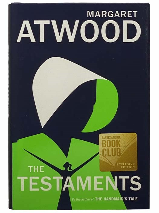 Image for The Testaments (Barnes & Noble Book Club Exclusive Edition)