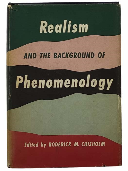 Image for Realism and the Background of Phenomenology