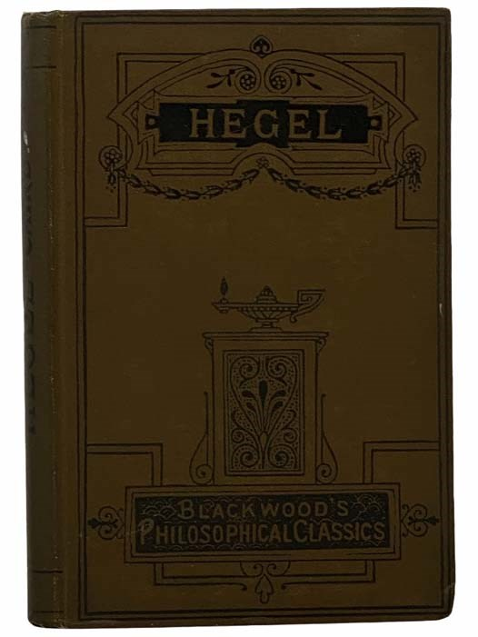 Image for Hegel (Cheap Edition) (Philosophical Classics for English Readers)