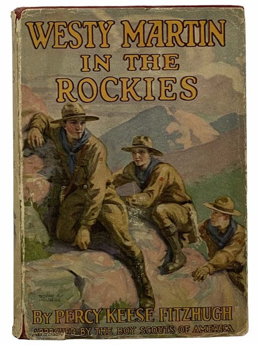 Image for Westy Martin in the Rockies (Westy Martin Books, No. 3)