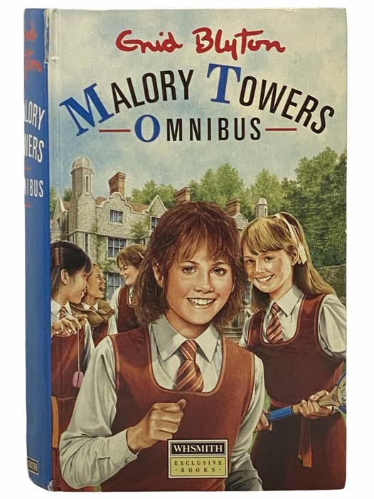 Image for Malory Towers Omnibus: First Term at Malory Towers; Second Form at Malory Towers; Third Year at Malory Towers; Upper Fourth at Malory Towers